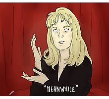 """Laura Palmer """"Meanwhile"""" Photographic Print"""