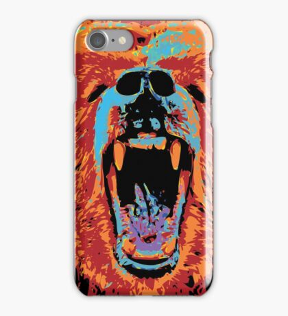 Grizzly Pop iPhone Case/Skin