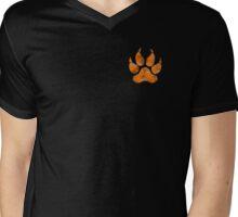 All For The Game Mens V-Neck T-Shirt