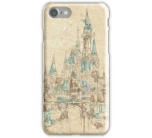 Enchanted Storybook Castle iPhone Case/Skin