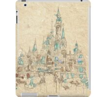 Enchanted Storybook Castle iPad Case/Skin