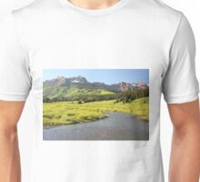 Gothic Valley - Early Evening Unisex T-Shirt