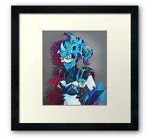 Dragon Slayer Vayne Framed Print