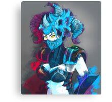 Dragon Slayer Vayne Canvas Print