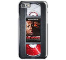 Die hard 2 vhs iphone-case iPhone Case/Skin
