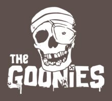 Goonies T-shirt by Bdemmler
