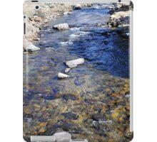 Snowy River Andorra La Vella iPad Case/Skin