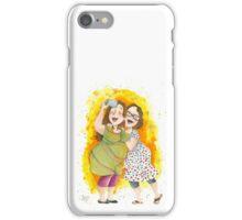 Friendship Selfie iPhone Case/Skin