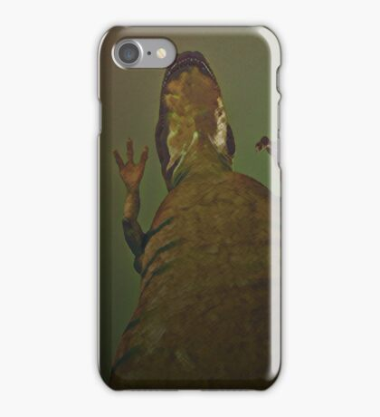 Allosaurus iPhone Case/Skin