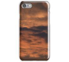 Sinking Sun  iPhone Case/Skin