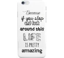 Love Life iPhone Case/Skin