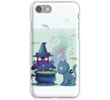 Halloween Cats iPhone Case/Skin