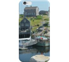 Peggy's Cove again iPhone Case/Skin