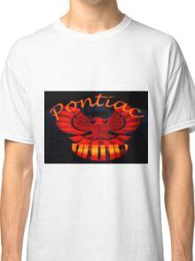 Pontiac Firebird Hood Decal Classic T-Shirt
