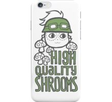 Shroom Master Teemo iPhone Case/Skin