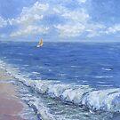Sea Surf by Claudia Hansen