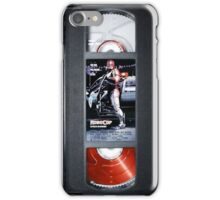 Robocop vhs iphone-case iPhone Case/Skin