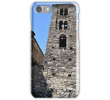 church in Andorra La Vella iPhone Case/Skin