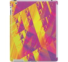 Triangle flame iPad Case/Skin