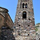 church in Andorra La Vella by arnau2098