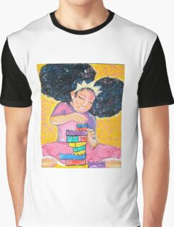 Brick by Brick - Nation Building Graphic T-Shirt