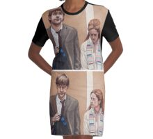 Keeping a Secret (can only lead to trouble) Graphic T-Shirt Dress