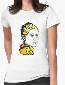 Beatrix Potter Portrait Womens Fitted T-Shirt