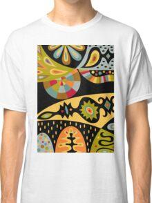 Bohemian black Classic T-Shirt