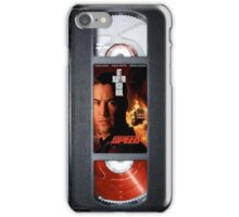 Speed vhs iphone-case iPhone Case/Skin