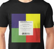 aphex twin universal indicator innovation in the dynamics of acid Unisex T-Shirt