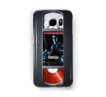 Terminator 2 vhs iphone-case Samsung Galaxy Case/Skin