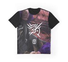 Floral Corvo Graphic T-Shirt