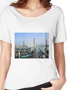 Summer In Venice Women's Relaxed Fit T-Shirt