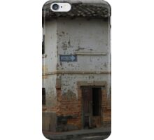 Cotacachi Building iPhone Case/Skin