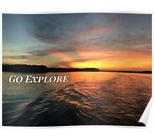 Go Explore Poster