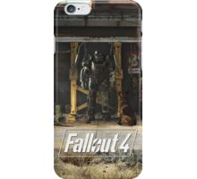Fallout 4 Power Armour iPhone Case/Skin