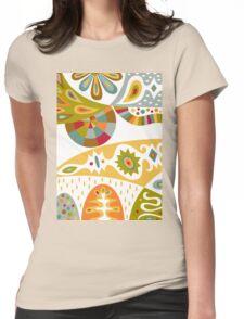 Bohemian white T-Shirt