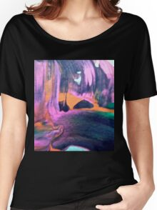 Abstract 6706 Women's Relaxed Fit T-Shirt