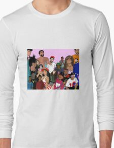 The New Wave Long Sleeve T-Shirt