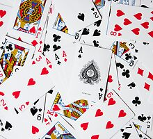 poker cards by arnau2098