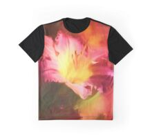 Lily Summer Splash Graphic T-Shirt
