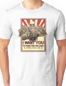 I WANT YOU... Unisex T-Shirt