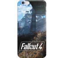 Fallout 4 Scenery iPhone Case/Skin