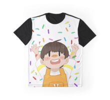 Band-Aid V Graphic T-Shirt