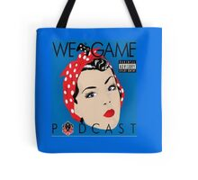 We Game Podcast Tote Bag