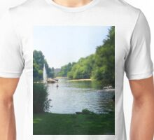 Water River Unisex T-Shirt