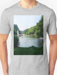 Water River Unisex T-Shirt