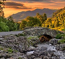 Ashness Bridge by Roger Green