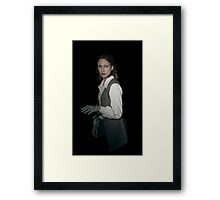 Lorraine Warren - The Conjuring Framed Print