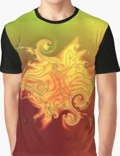 In The Temple Of Helios 1 Graphic T-Shirt